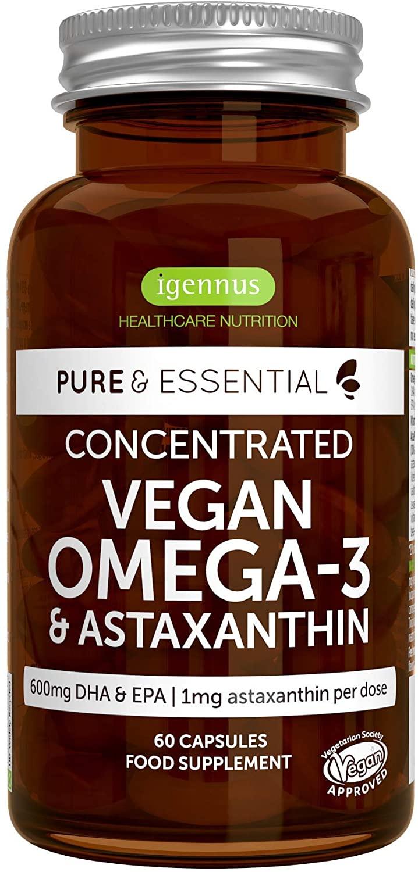 Pure & Essential Vegan Omega 3